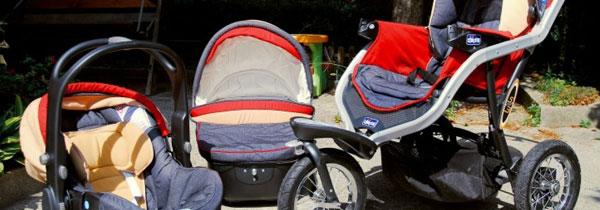 passeggini trio perfetti per il tuo bambino